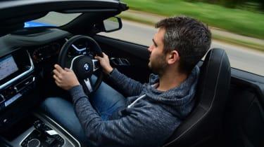 BMW Z4 M40i - Richard Ingram