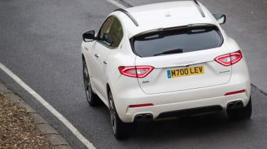 Maserati Levante S - rear