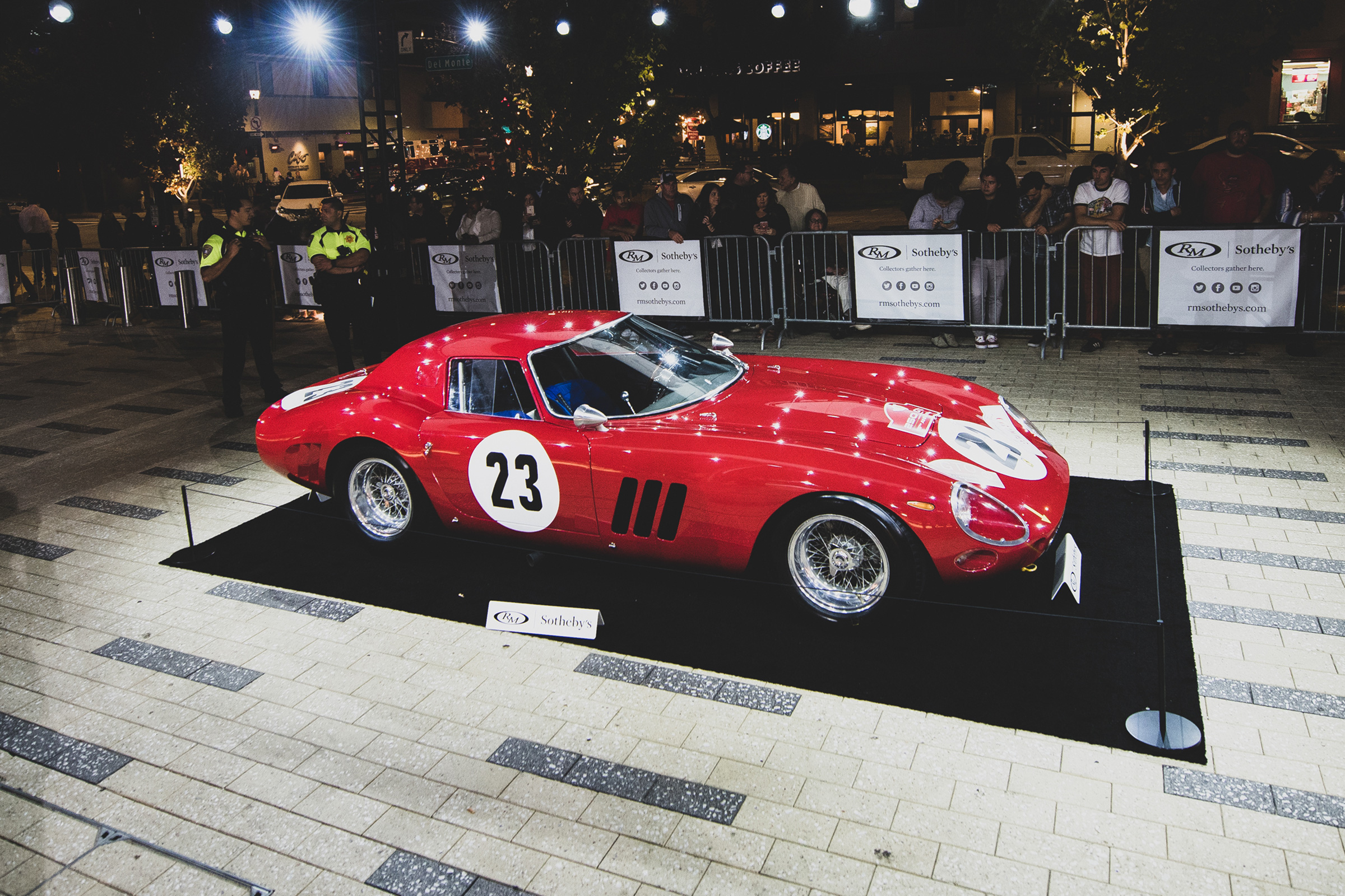 Most Expensive Cars Ever Sold At Auction Auto Express