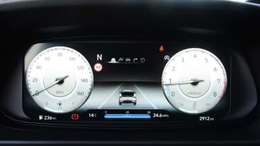 Hyundai i20 N - dials 3
