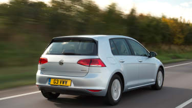 Volkswagen Golf 1.0 BlueMotion DSG rear
