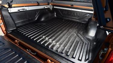 Nissan Navara - load bay