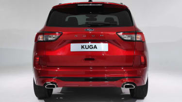 Ford Kuga - studio full rear