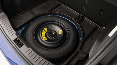 Used Mk3 Ford Focus - spare wheel