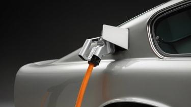 Lunaz Aston Martin DB6 - charging