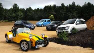 Best cars for £14000