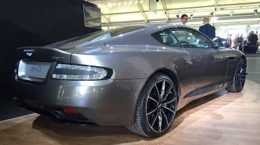 Aston Martin DB9 GT rear static