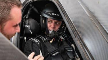 Dakar Rally - in-car