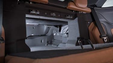 Mercedes E-Class Cabriolet - boot