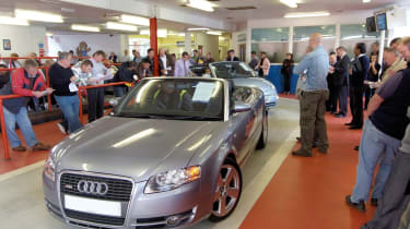 Car Auctions The Complete Guide To Buying A Car At Auction Auto Express