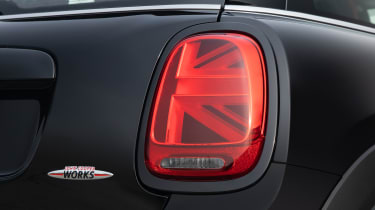 MINI John Cooper Works Knights Edition - rearlights