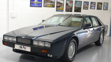 Cool cars: the top 10 coolest cars - Aston Matin Lagonda
