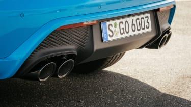 Porsche Macan 2.0 - exhausts