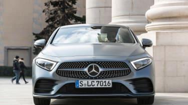 Mercedes CLS 400 d - full front