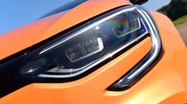 Renault Megane RS - front light