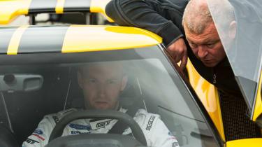 Ford GT Norway road trip - Steve Sutcliffe and Stefan Mücke