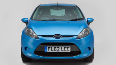 Used Ford Fiesta Mk7 - full front
