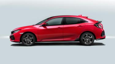 Honda Civic - side