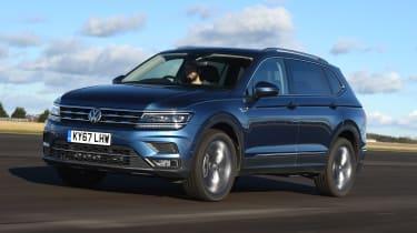 Volkswagen Tiguan Allspace - Front