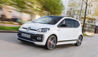 Volkswagen up! GTI - front