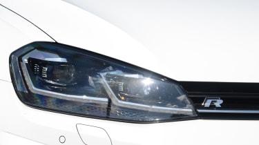 Mountune VW Golf R - headlight