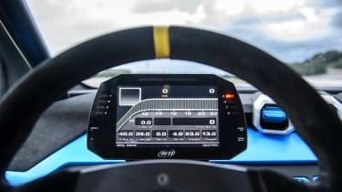 Renault ZOE E-Sport concept - interior detail