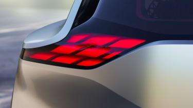 Nissan Xmotion Concept Concept - tail-light