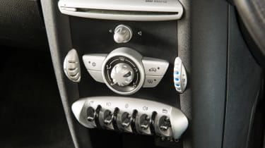 Used MINI Cooper - centre console