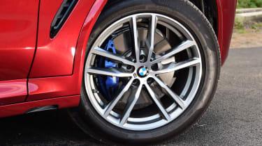 BMW X4 - wheel