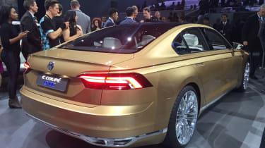 VW C Coupe GTE concept - rear