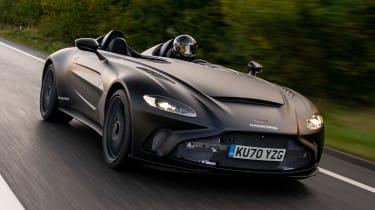 Aston Martin V12 Speedster - front