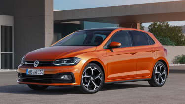 New Volkswagen Polo R-Line - front static