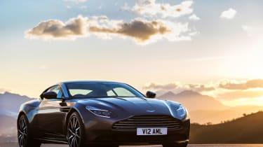 Aston Martin DB11 - front static