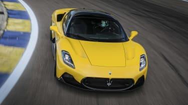 Maserati MC20 - full front