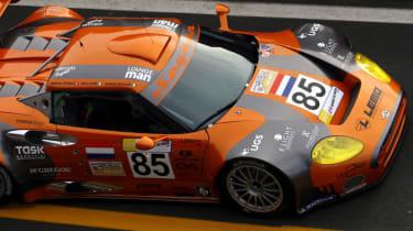 Spyker C8 Aileron - Le Mans team