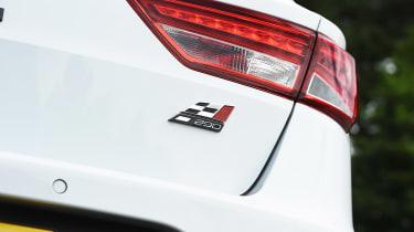 SEAT Leon Cupra ST 290 - rear light detail