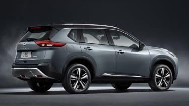 Nissan X-Trail - rear
