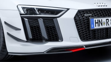 Audi TT RS and Audi R8 performance parts - Audi R8 front