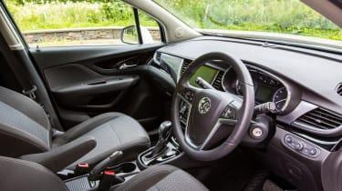 Vauxhall Mokka X 2016 - interior