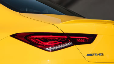 Mercedes-AMG CLA 35 - rear light