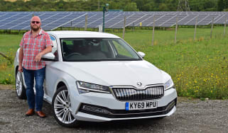 Skoda Superb iV long termer - final report header 2