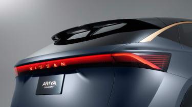 Nissan Ariya concept detail