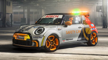 MINI Electric Pacesetter - front static