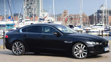 Jaguar XE - Front Still