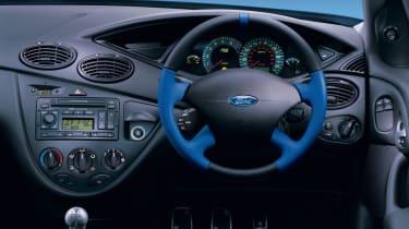 Ford Focus Mk1 interior