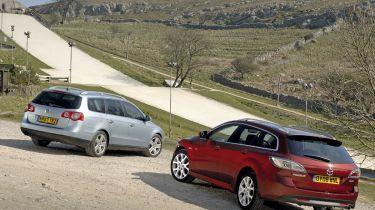 VW v Mazda