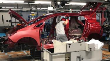 Nissan Leaf long termer first report - factory built