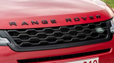 Range Rover Evoque - grille