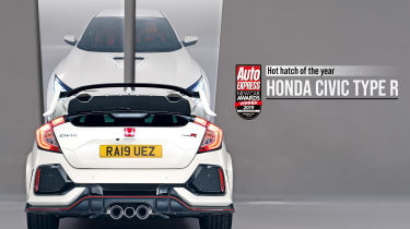 Honda Civic Type R - 2019 Hot Hatch of the Year