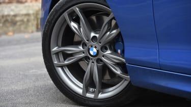 BMW M240i Coupé long term review - wheel